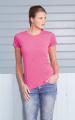 Dámské tričko melír HD Sublimation - Výprodej