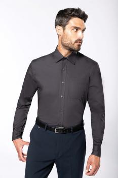 Pánská košile s dlouhým rukávem