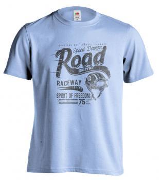 Pánské trièko - ROAD Warrior RACEWAY