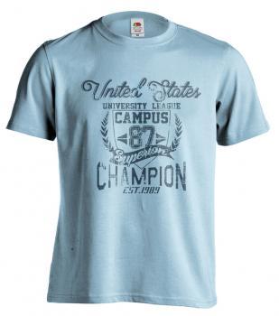 Pánské trièko - CAMPUS 87 CHAMPION