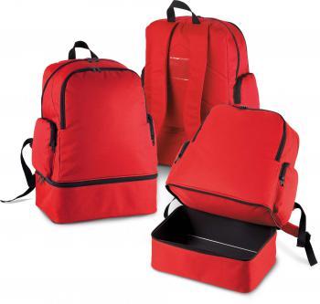 Sportovní batoh s odklápìcím dnem
