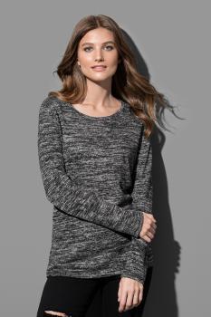 Dámský lehký úpletový svetr - Výprodej