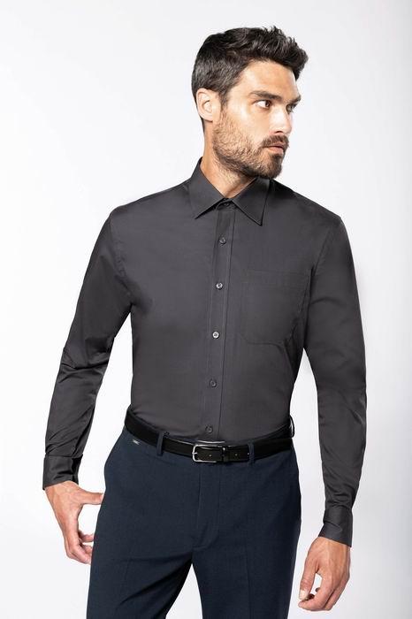 Pánská košile s dlouhým rukávem - zvìtšit obrázek
