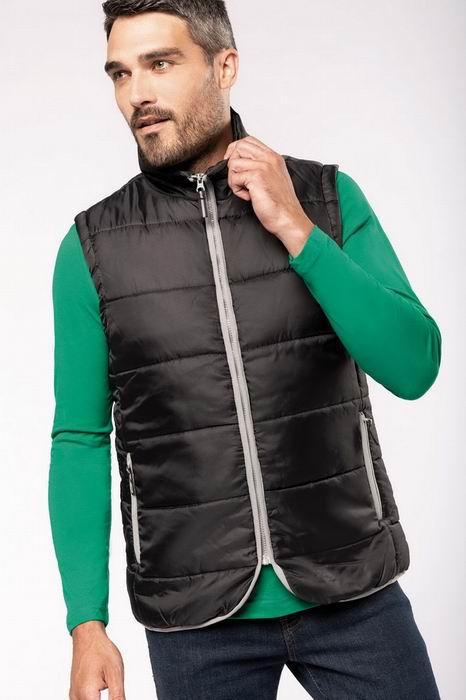 Pánská prošívaná vesta Quilted Bodywarmer - zvìtšit obrázek