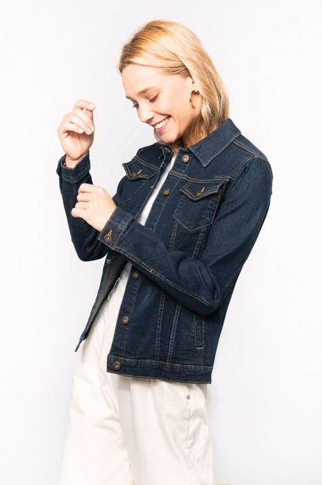 Dámská džínová bunda - zvìtšit obrázek