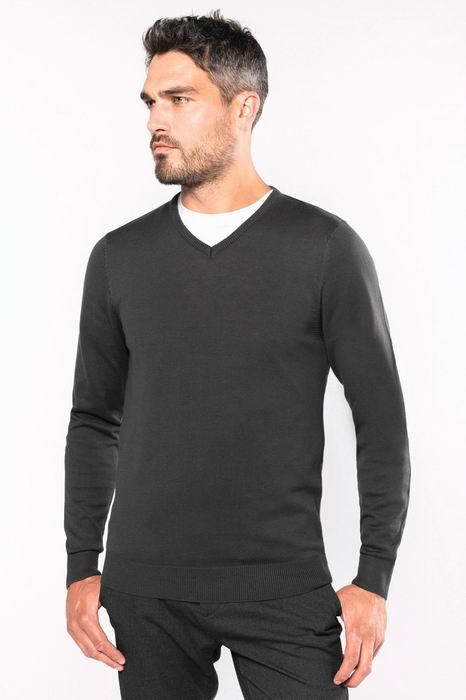 Pánský svetr do V Jumper - zvìtšit obrázek