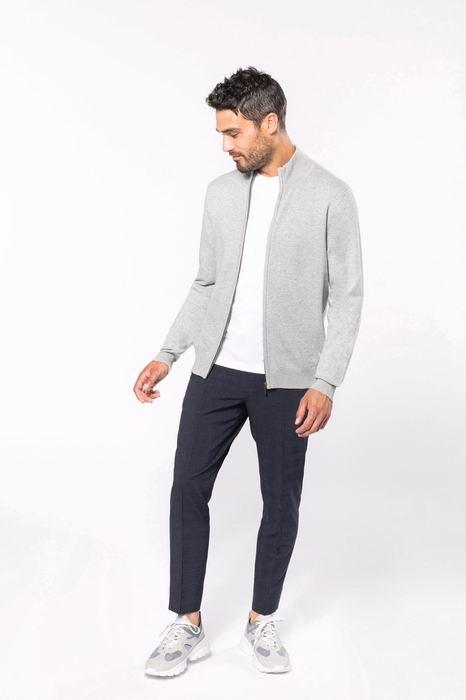 Pánský svetr na zip Premium cardigan - zvìtšit obrázek