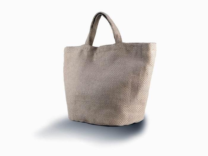 Moderní natural jutová taška - zvìtšit obrázek