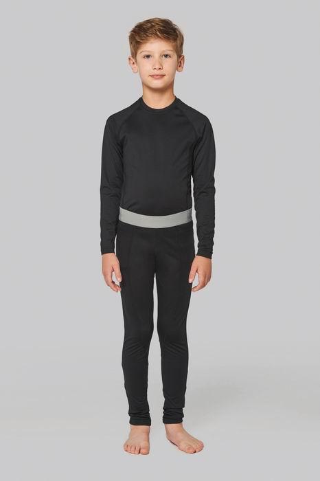 Dìtské funkèní triko pod dres - dl.rukáv - zvìtšit obrázek