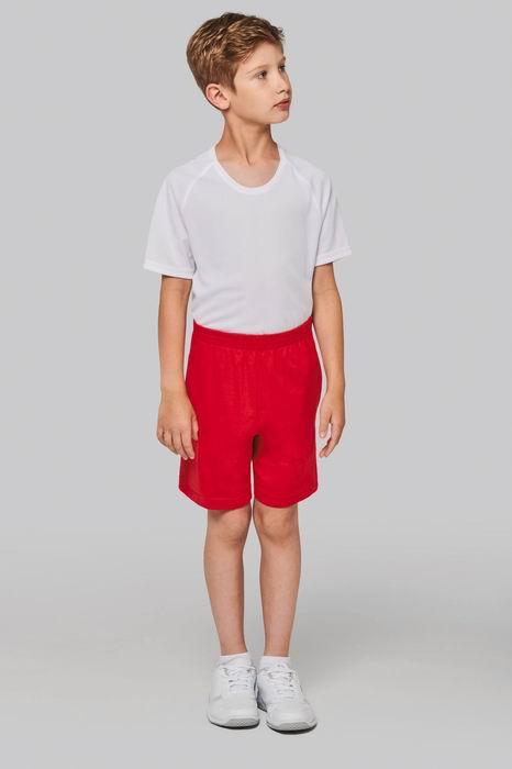 Dìtské sportovní šortky Jersey - zvìtšit obrázek