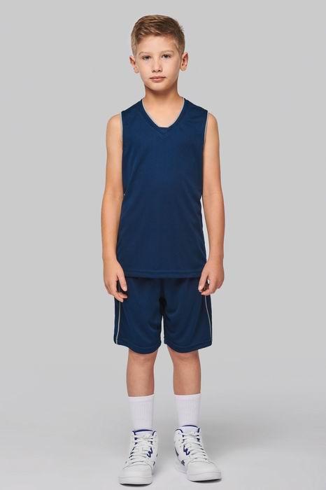 Dìtské basketbalové šortky - zvìtšit obrázek