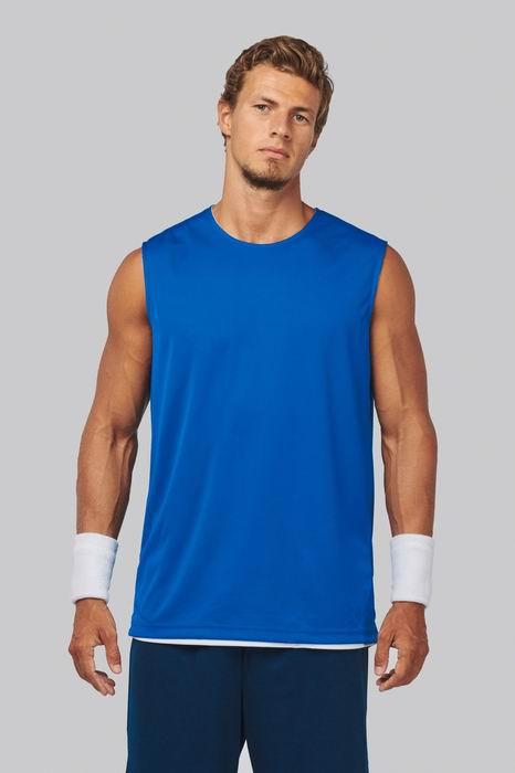 Sportovní dres - oboustranné trièko bez rukávù - zvìtšit obrázek