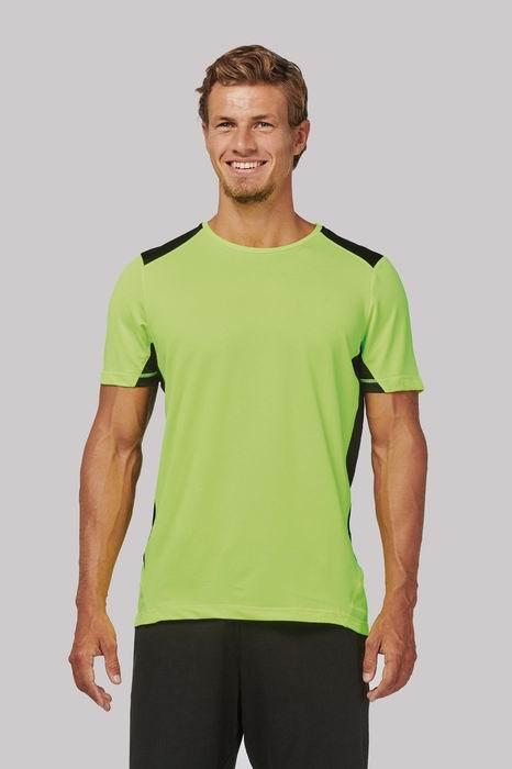 Pánské sportovní trièko Two-tone Sport T-shirt - zvìtšit obrázek