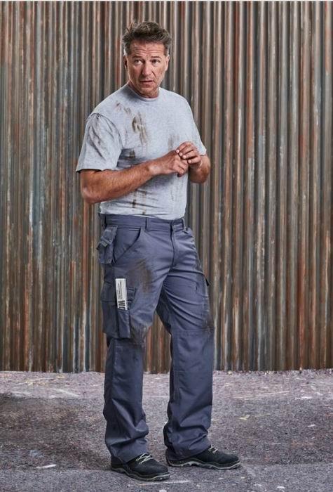 Pánské pracovní kalhoty Heavy Duty krátké - zvìtšit obrázek