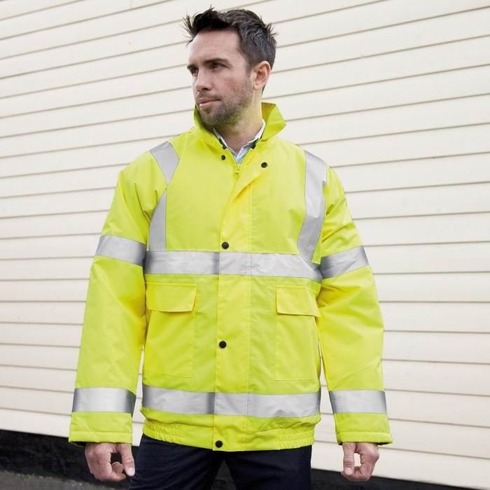 Reflexní zimní bunda CORE - zvìtšit obrázek