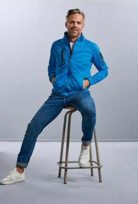 Pánská softshellová bunda Sportshell 5000 - zvìtšit obrázek