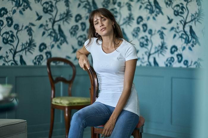 Dámské streèové trièko Tee Extra Lenght - Výprodej - zvìtšit obrázek
