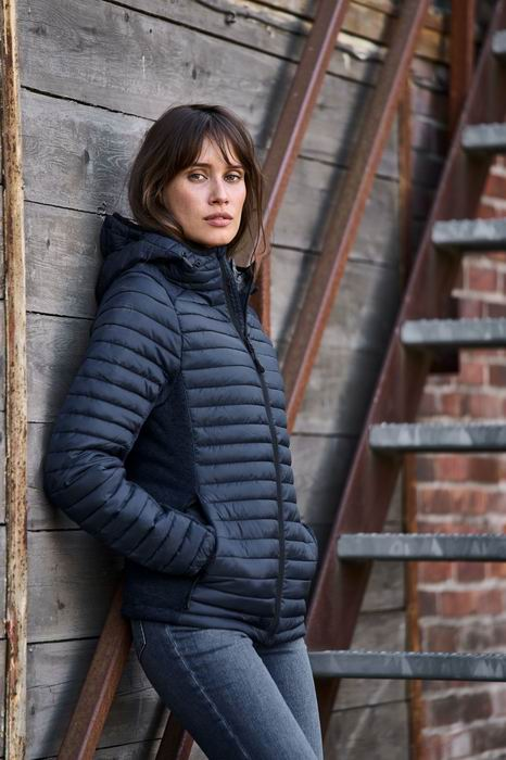 Dámská bunda Ladies Hooded Outdoor Crossover - zvìtšit obrázek